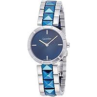 Calvin Klein Edge Women's Quartz Watch (K5T33T4N)