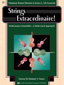 Strings Extraordinaire! Performance Ensembles-A Multi-Level Approach(Viola-98VA)