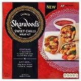 Sharwood's Sweet Chilli Wrap Kit 460G