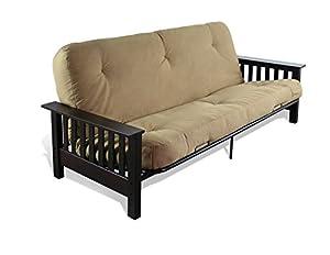 American Furniture Alliance Modern Loft Collection Malibu Full Size Futon