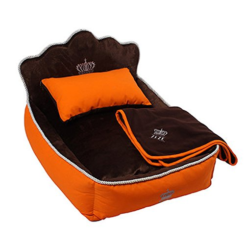 comfortable dog beds yicat set of 3 pet bed quilt and pillow comfortable soft full