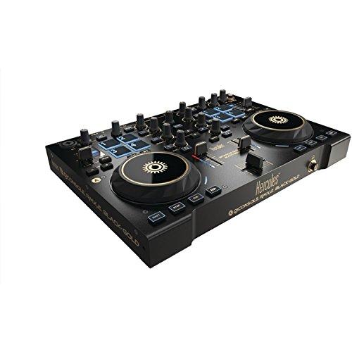 Hercules DJ DJ Console RMX 2, Black/Gold (Console Rmx compare prices)