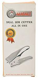 AKASAKI Universal Dual Sim Cutter (Silver)