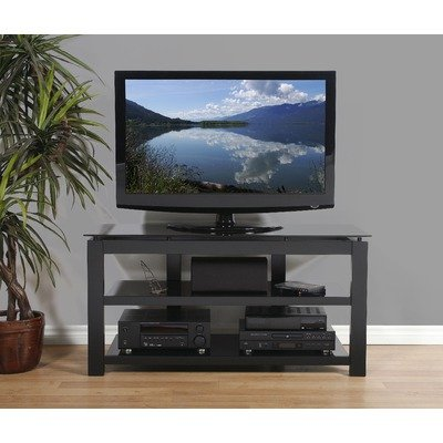 "Cheap PLATEAU Audio Video Furniture SL-3V 50inch (B) TV Stand (SL-3V (50)"" (B))"