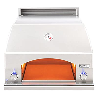 Lynx 30 in. Napoli Built-In Pizza Oven Counter Top