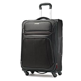 Samsonite Luggage Aspire Sport Spinner 25 Expandable Bag, Black, 25 Inch