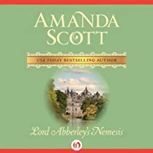 Lord Abberley's Nemesis Audiobook by Amanda Scott Narrated by Diane Piron-Gelman