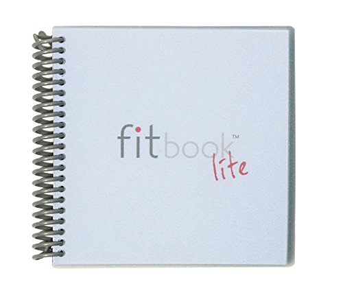 Fitlosophy Fitbook Lite 6-Week Weight-Loss Journal