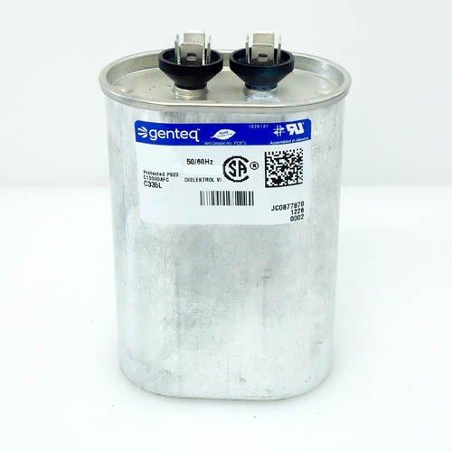 621176 - 45 uf MFD 370 Volt VAC - Nordyne Oval Run Capacitor Upgrade