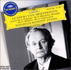 ベートーヴェン:ピアノ・ソナタ第8番「悲愴」、第14番「月光」、第21番「ワルトシュタイン」、第23番「熱情」