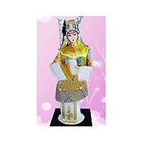 中国人形 京劇人物 女国王 武則天