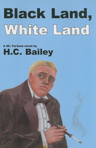 Black Land, White Land: A Mr. Fortune Novel