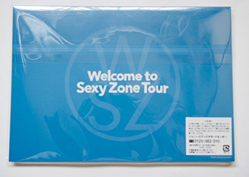 Sexy Zone Welcome to Sexy Zone Tour 2016 公式グッズ メモ帳をAmazonでチェック!