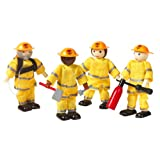 Li'l Fire Stoppers Helping Heroes ~ Small World Toys