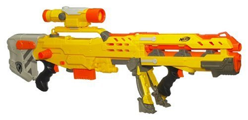 N-Strike Longshot CS-6 Nerf Shotgun