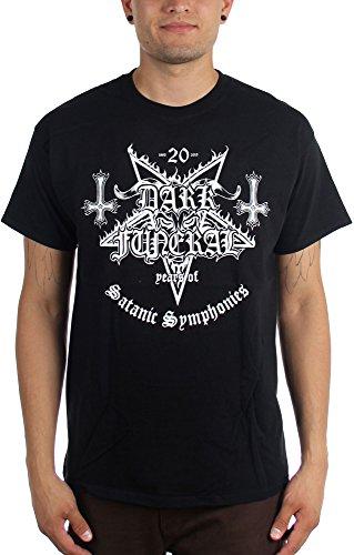 Dark Funeral - Top nero Large