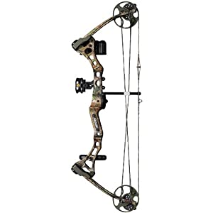 Bear Archery Apprentice 2 Ready - to - Hunt Compound Bow Package Realtree APG by Bear Archery
