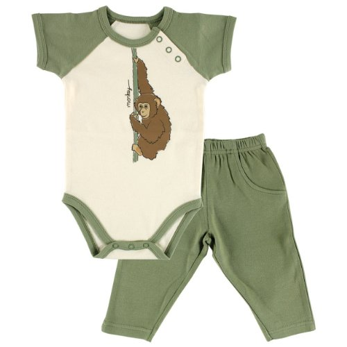 Organic Green Baby