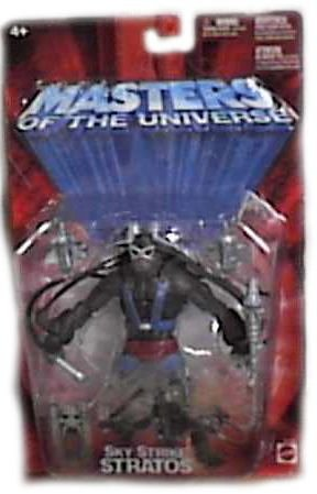 Masters of the Universe Sky Strike Stratos Action Figure