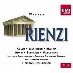 輸入盤 ワーグナー歌劇《リエンツィ》の商品写真