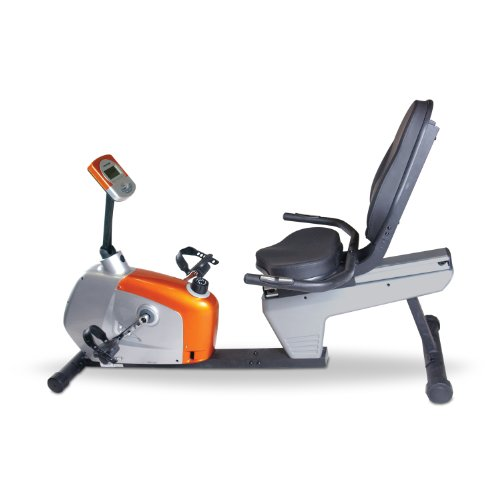 Velocity Fitness Magnetic Recumbent Bike