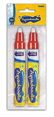 Aquadoodle Magic Water Pens Twin Pack(colors may vary)