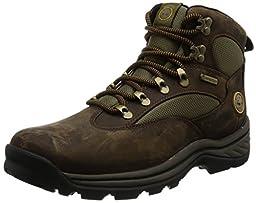 Timberland Men's 15130 Chocurua Trail GTX Boot,Brown/Green,10 M