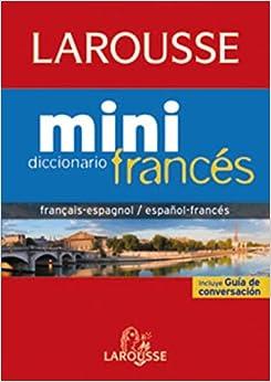 Mini Diccionario frances-espanol, francais-espagnol / Mini