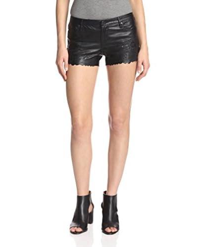 BLANKNYC Women's Little Queenie Faux Leather Short