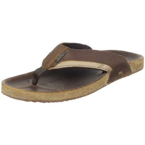 2150775bf159 cork sandals Reviews  Buy Reef Men s Supreme Hamaka Sandal