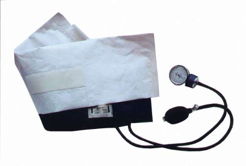 Cheap Cover, Blood Pressure Cuff, Tyvek, Disp, Adult (MDS9158)