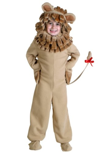 Big Boys' Lion Costume