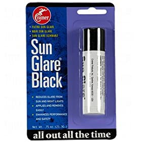 Cramer Sun Glare Eye Black - 0.75 Oz. Roll Up Stick