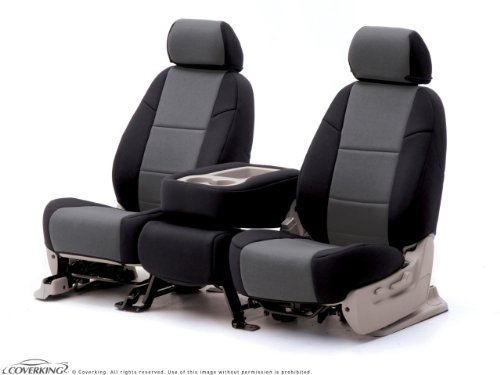 01-06 Lexus LS Sedan Coverking Neoprene Custom Fit Seat Covers FRONT ROW