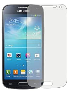 Samsung Galaxy S4 Mini i9190 6 Pack LCD Screen Protector Guards Mit Poliertuch von Hülle Spyrox