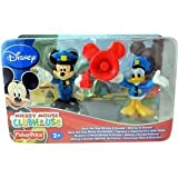 Disney - Mickey Mouse Clubhouse - Saves The Day Mickey and Donald