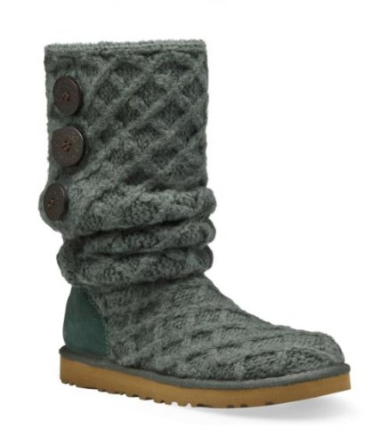 UGG Australia Women's Lattice Cardy Boots (7