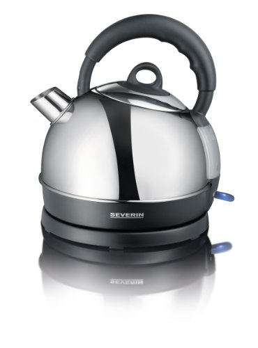 SEVERIN - 3349 - BOUILLOIRE - 2000 W - 1,7 L - NOIR INOX