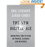 Eric Schmidt (Author), Jared Cohen (Author)   45 days in the top 100  (35)  Download:  $12.99  2 used & new from $12.99