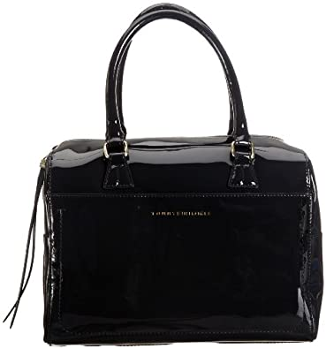 Tommy Hilfiger Womens Maggie Duffle Shoulder Bag 98