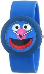 Sesame Street SW613GR Grover Slap Watch Case
