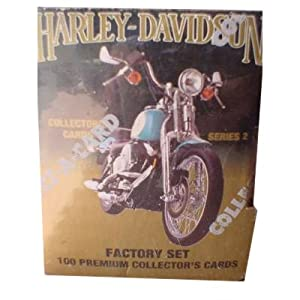 Harley Davidson 1992 Collector Cards Series 2