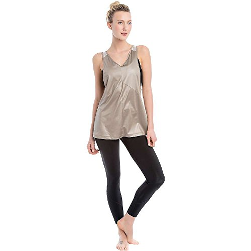 Lole Wllow Tank Top - Women's Feather Grey Small