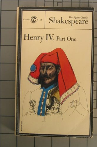 Image for Henry IV, part 1 (Shakespeare, Signet Classic)