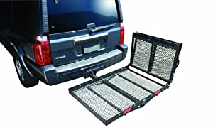 Pro Series 1040200 Solo Black Cargo Carrier Ramp Accessory by Pro Series