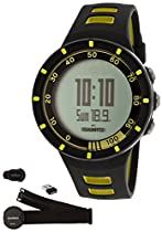 Suunto Quest Running Pack Heart Rate Monitors Luxury Watches - Yellow Run / One Size Fits All