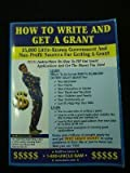 How to Write and Get a Grant