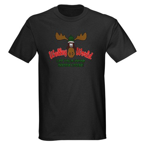 National Lampoon's Vacation Funny Dark T-Shirt by CafePress
