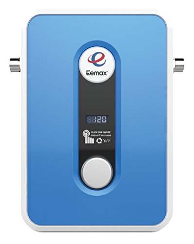 Eemax EEM24013 Electric Tankless Water Heater, Blue (Color: Blue)