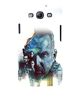 printtech Hollywood Movie Back Case Cover for Samsung Galaxy S3 / Samsung Galaxy S3 i9300